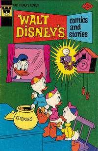 Cover Thumbnail for Walt Disney's Comics and Stories (Western, 1962 series) #v37#3 (435) [Whitman]