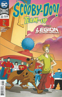 Cover Thumbnail for Scooby-Doo Team-Up (DC, 2014 series) #33