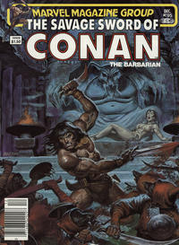 Cover Thumbnail for The Savage Sword of Conan (Marvel, 1974 series) #95 [Newsstand]