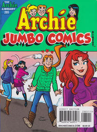 Cover Thumbnail for Archie (Jumbo Comics) Double Digest (Archie, 2011 series) #285