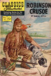 Cover for Classics Illustrated (Gilberton, 1947 series) #10 [HRN 140] - Robinson Crusoe [HRN 164]