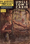 Cover for Classics Illustrated (Gilberton, 1947 series) #15 [HRN 167] - Uncle Tom's Cabin