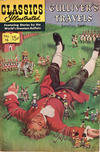 Cover Thumbnail for Classics Illustrated (1947 series) #16 [HRN 167] - Gulliver's Travels [Painted Cover]