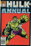 Cover Thumbnail for The Incredible Hulk Annual (1976 series) #12 [Canadian]