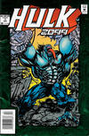 Cover Thumbnail for Hulk 2099 (1994 series) #1 [Newsstand Edition]