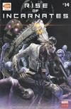 Cover for Rise of Incarnates (Marvel, 2014 series) #14
