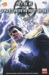 Cover for Rise of Incarnates (Marvel, 2014 series) #15