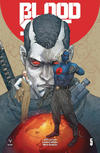 Cover for Bloodshot Salvation (Valiant Entertainment, 2017 series) #5 [Cover A - Kenneth Rocafort]
