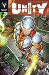 Cover for Unity (Valiant Entertainment, 2013 series) #3 [Cover C - Shane Davis]