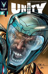Cover for Unity (Valiant Entertainment, 2013 series) #1 [Cover K - Neal Adams]