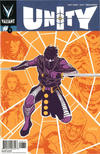 Cover for Unity (Valiant Entertainment, 2013 series) #6 [Cover C - Michael Walsh]