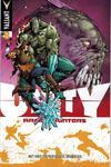Cover for Unity (Valiant Entertainment, 2013 series) #8 [Cover D - Trevor Hairsine]