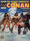 Cover Thumbnail for The Savage Sword of Conan (1974 series) #121 [Newsstand]