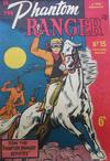 Cover for The Phantom Ranger (Frew Publications, 1948 series) #15
