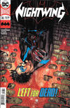 Cover for Nightwing (DC, 2016 series) #36