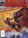 Cover for The Savage Sword of Conan (Marvel, 1974 series) #129 [Direct]