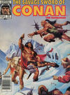 Cover for The Savage Sword of Conan (Marvel, 1974 series) #132 [Newsstand]