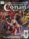 Cover Thumbnail for The Savage Sword of Conan (1974 series) #210 [Newsstand]
