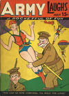 Cover for Army Laughs (Prize, 1941 series) #v1#5