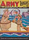 Cover for Army Laughs (Prize, 1941 series) #v4#7