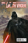 Cover Thumbnail for Darth Vader (2015 series) #2 [Incentive Dave Dorman Variant]