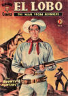 Cover for El Lobo The Man from Nowhere (Cleland, 1956 series) #3