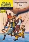 Cover for Illustrierte Klassiker [Classics Illustrated] (Norbert Hethke Verlag, 1991 series) #19 - Die geheimnisvolle Insel