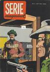 Cover for Seriemagasinet (Serieforlaget / Se-Bladene / Stabenfeldt, 1951 series) #8/1957