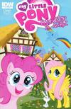 Cover Thumbnail for My Little Pony: Friendship Is Magic (2012 series) #1 [Cover RI - Stepanie Buscema]
