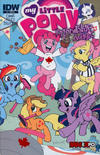 Cover Thumbnail for My Little Pony: Friendship Is Magic (2012 series) #1 [Cover RE - 2014 Canada Fan Expo Exclusive - Katie Cook]
