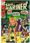 Cover for Sub-Mariner (Marvel, 1968 series) #33 [British Price Variant]