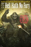 Cover for Kong on the Planet of the Apes (Boom! Studios, 2017 series) #3 [Cover C Fay Dalton Pulp Variant]
