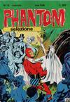 Cover for Phantom Selezione (Edizioni Fratelli Spada, 1976 series) #15