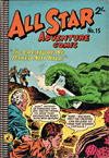 Cover for All Star Adventure Comic (K. G. Murray, 1959 series) #15