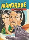 Cover for Mandrake selezione (Edizioni Fratelli Spada, 1976 series) #6