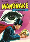 Cover for Mandrake selezione (Edizioni Fratelli Spada, 1976 series) #7