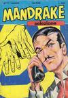 Cover for Mandrake selezione (Edizioni Fratelli Spada, 1976 series) #11