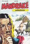 Cover for Mandrake selezione (Edizioni Fratelli Spada, 1976 series) #16