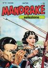 Cover for Mandrake selezione (Edizioni Fratelli Spada, 1976 series) #18
