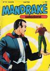 Cover for Mandrake selezione (Edizioni Fratelli Spada, 1976 series) #19