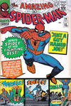 Cover for The Amazing Spider-Man (Marvel, 1963 series) #38 [British]
