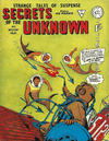 Cover for Secrets of the Unknown (Alan Class, 1962 series) #70