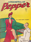 Cover for A Pocketful of Pepper (Hardie-Kelly, 1944 ? series) #9