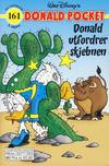 Cover Thumbnail for Donald Pocket (1968 series) #161 - Donald utfordrer skjebnen [3. utgave bc 0277 003]