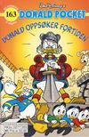 Cover Thumbnail for Donald Pocket (1968 series) #163 - Donald oppsøker fortiden [3. utgave bc 0277 003]