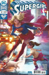 Cover for Supergirl (DC, 2016 series) #17 [Stanley Lau Cover]