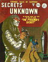 Cover for Secrets of the Unknown (Alan Class, 1962 series) #154
