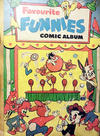 Cover for Favourite Funnies Comic Album (World Distributors, 1950 ? series) #4