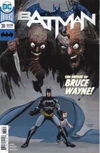 Cover Thumbnail for Batman (DC, 2016 series) #38