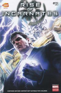 Cover Thumbnail for Rise of Incarnates (Marvel, 2014 series) #15
